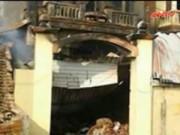 Video An ninh - Bắc Ninh: Cháy nhà làm vàng mã, 5 người thương vong