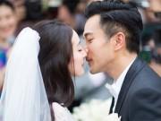 Ngượng ngùng nụ hôn ngày cưới