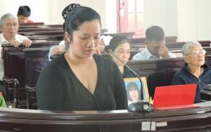 Sau án tử, vợ nguyên bí thư xã đốt xác lãnh thêm án tù