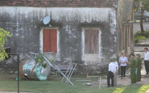 Giáo dục - du học - Nghệ An: Khởi tố vụ bồn nước rơi đè chết 2 học sinh tiểu học