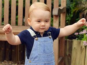 Bạn trẻ - Cuộc sống - Vẻ đáng yêu của hoàng tử bé nước Anh