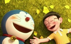 """Phim - Tình bạn trong """"Doraemon: Stand By Me"""" khiến khán giả bật khóc"""