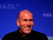 Tin bên lề bóng đá - Real áp đảo đội hình siêu tấn công của Zidane