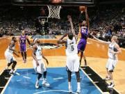 Các môn thể thao khác - Soán ngôi Micheal Jordan, Kobe Bryant đi vào lịch sử NBA