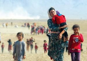 Tin tức trong ngày - LHQ: Phụ nữ Syria khốn khổ vì bị IS bắt làm nô lệ tình dục