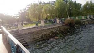 Tin tức trong ngày - Đi câu cá, phát hiện xác người nổi trên sông Sài Gòn