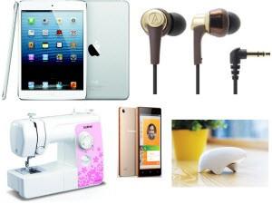 Điện thoại - 5 món quà công nghệ cho phái nữ mùa Giáng Sinh