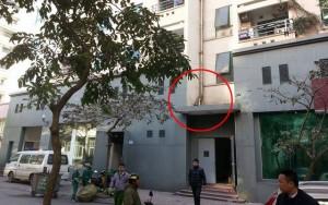 Tin tức trong ngày - Hà Nội: Một cô gái rơi từ tầng 16 tử vong