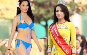 Thời trang - Báo chí Trung Quốc khen ngợi vẻ đẹp hoa hậu Kỳ Duyên
