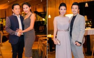 7 cặp đôi đang hot nhất Vbiz nổi bật trong tiệc đêm