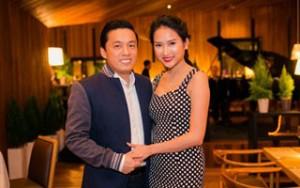 Lam Trường phủ nhận bà xã 9X đang mang thai