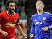 Bóng đá Ngoại hạng Anh - Rời Chelsea sang MU, Mata còn xuất sắc hơn Hazard