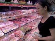 Thị trường - Tiêu dùng - Dồi dào thịt sạch dịp tết