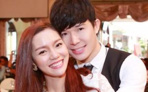 """Sao ngoại-sao nội - Nathan Lee ôm chặt """"gái một con"""" Ngọc Anh"""
