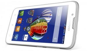 Dế giá rẻ - Lenovo giới thiệu smartphone lõi tứ A328