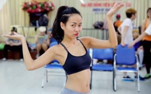 Ca nhạc - MTV - Thảo Trang khoe hình xăm nhỏ xinh khi tập vũ đạo