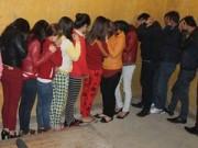 An ninh Xã hội - Phá 2 ổ mại dâm, bắt giữ 16 đối tượng