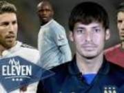 Bóng đá - Loại CR7, David Silva chọn M10 ở đội hình trong mơ