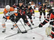 Thể thao - ''Thảm họa gác đền'' hockey: 36 giây để lọt 3 bàn