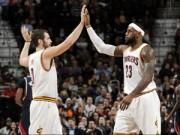 Thể thao - NBA: 5 cú phản công thần tốc của Lebron James