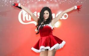 Ca nhạc - MTV - Trương Quỳnh Anh diện váy ngắn hát bài hit của Mỹ Tâm