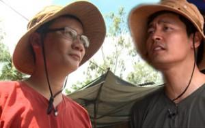 Phim - Hoàng Bách, Phan Anh về miền Tây rửa xe, bán bánh xèo