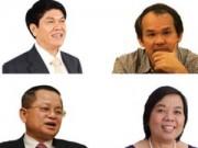 Tài chính - Bất động sản - Doanh nhân nào kiếm ngàn tỷ năm 2014 ?
