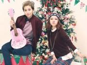 8X + 9X - Chi Pu và Gil Lê tung MV Giáng sinh tặng fan