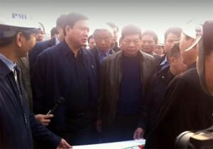 """Tin tức trong ngày - Bộ trưởng Thăng yêu cầu """"cấm cửa"""" nhà thầu thi công ẩu"""