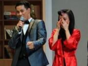 Phim - Việt Hương khóc nức nở dụ dỗ trai đẹp