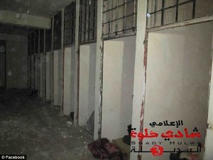 Tin tức trong ngày - Hé lộ nơi giam giữ tù nhân của IS