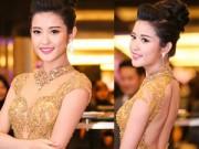 Người mẫu - Hoa hậu - Á hậu Huyền My mặc váy xuyên thấu bất chấp giá rét