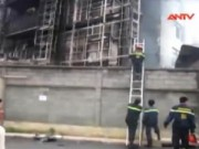 Bản tin 113 - Cháy dữ dội tại trường Đại học Công nghệ Đồng Nai