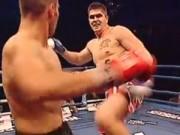 Võ thuật - Quyền Anh - Bỏ bóng rổ đến kickboxing, nhận ngay quả đắng