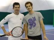 Tennis - Murray được chỉ cách hạ Nadal, Federer, Djokovic