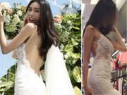 """Thời trang - Stylist Đỗ Long: """"Váy cưới của Thủy Tiên quá sexy!"""""""