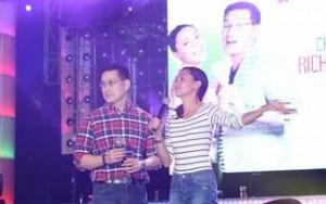 Ngôi sao điện ảnh - Cặp đôi vàng Philippines khoe giọng trong buổi họp fan Việt