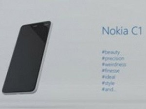Dế sắp ra lò - Nokia C1 chạy Android 5.0 sắp ra mắt