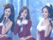 """Sao ngoại-sao nội - SNSD lần đầu biểu diễn khi thiếu """"1 mảnh"""" Jessica"""