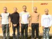 Video An ninh - Xét xử nhóm côn đồ đâm chém người tại Vĩnh Phúc