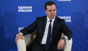 """Thủ tướng Medvedev cảnh báo Nga có thể rơi vào """"suy thoái sâu"""""""