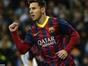 Bóng đá Tây Ban Nha - Messi xử lý đẳng cấp đẹp nhất La Liga V16