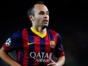 """Bóng đá Tây Ban Nha - Sức mạnh Barca: Iniesta cần """"hồi sinh"""""""