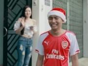 8X + 9X - Clip dở khóc dở cười khi F.A đón Noel