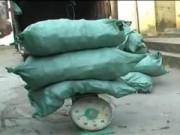 Video An ninh - Bắt vụ vận chuyển gần 500kg pháo hoa tại Cao Bằng