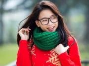Bạn trẻ - Cuộc sống - Kiện tướng quốc gia dancesport trẻ trung đi chơi Noel
