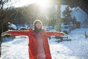 Thơ tình - Thơ tình: Mùa đông xa