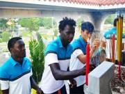 Bóng đá - Công Vinh & đồng đội quyết bảo vệ ngôi vương V-League