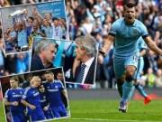 Bóng đá Ngoại hạng Anh - NHA 2014/15: Đặt Chelsea & Man City lên bàn cân