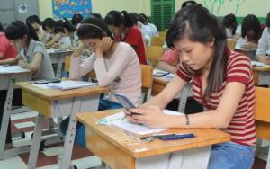 Giáo dục - du học - Kỳ thi quốc gia:  Nhiều thí sinh ảo tưởng miễn thi ngoại ngữ
